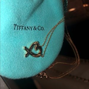 Tiffany & Co necklace